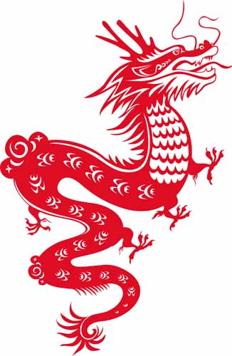 Año Nuevo Chino - Año del Dragon
